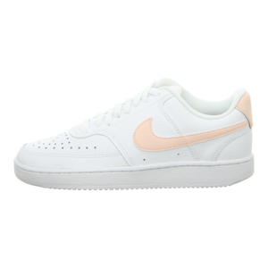 Sneaker - Nike - WMNS Court Vision Low - white/washed coral