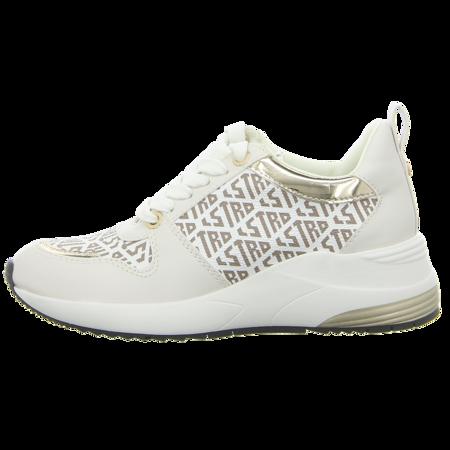 Sneaker - La Strada - off white/beige pu