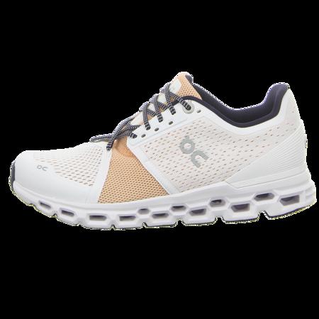 Sneaker - ON - Cloudstratus - white almond
