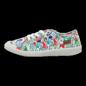 Sneaker - Blowfish - Vesper - off-white hibiscus