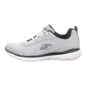 Sneaker - Skechers - Flex Appeal 3.0-Breezin Kicks - white black