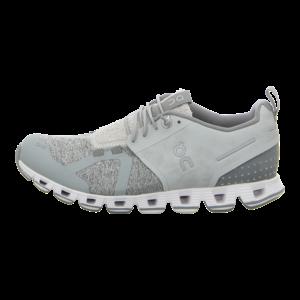 Sneaker - ON - Cloud Terry - silver