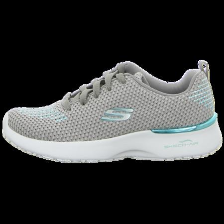 Sneaker - Skechers - Skech-Air Dynamight - gray  mint