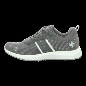 Sneaker - Rieker - grau
