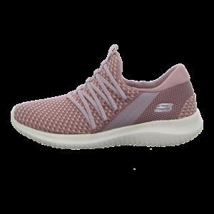 Sneaker - Skechers - Ultra Flex Bright Future - mauve mesh