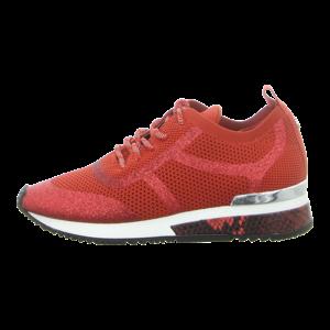 Sneaker - La Strada - Sneaker - rust knitted