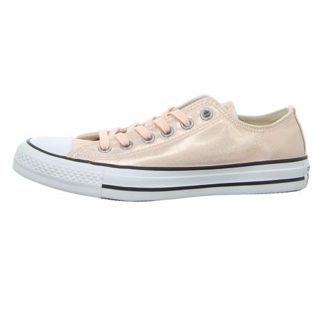 Sneaker - Converse - CTAS OX - washed coral/black/white