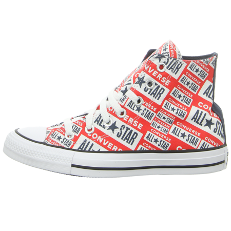 Sneaker - Converse - CTAS HI - white/multi/black