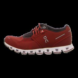 Sneaker - ON - Cloud - ruby / white
