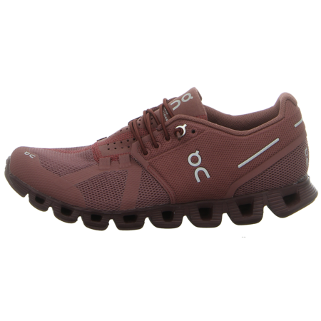 Sneaker - ON - Cloud Monochrome - grape