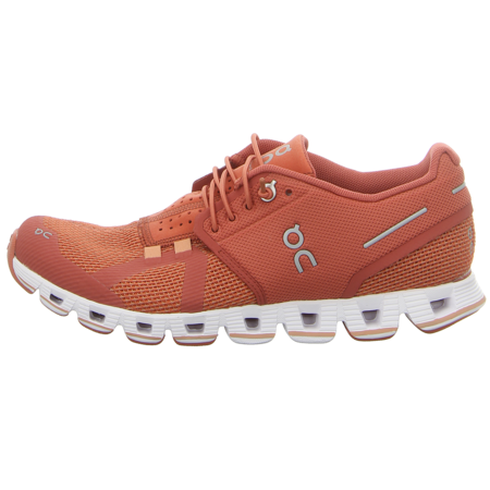 Sneaker - ON - Cloud - chili rust