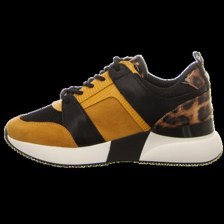 Sneaker - La Strada - ocher black multi