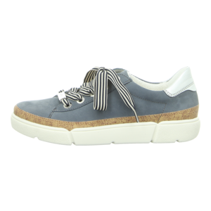 Schnürschuhe - Ara - Rom-Sport-HS - jeans,natur/silber