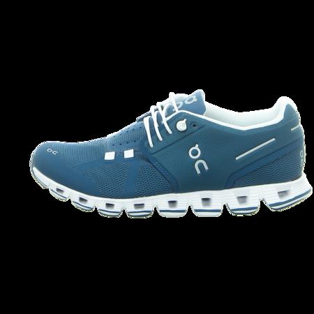 Sneaker - ON - Cloud - denim white