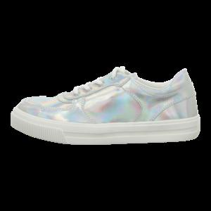 Sneaker - La Strada - silver mirror