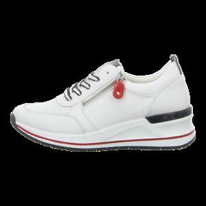 Sneaker - Remonte - weiss kombi