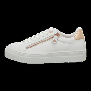 Sneaker - Tamaris - wht/rose gold