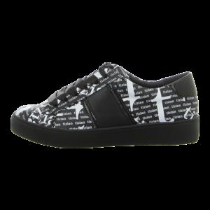 Sneaker - Tizian - Locarno 04 - schwarz-kombi