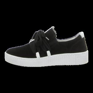 Sneaker - Gabor - schwarz/weiss(ice)