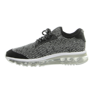 Sneaker - La Strada - Sneaker on Air Sole - knitted black