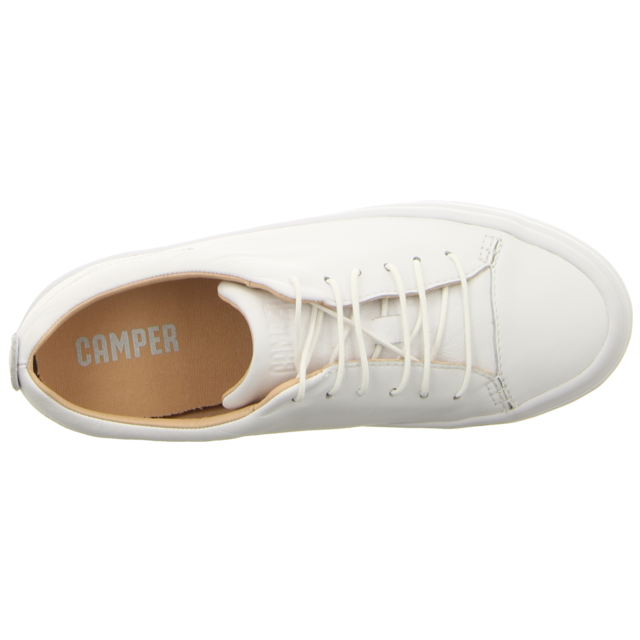 Camper - K200298-004 - Hoops - white natural - Sneaker