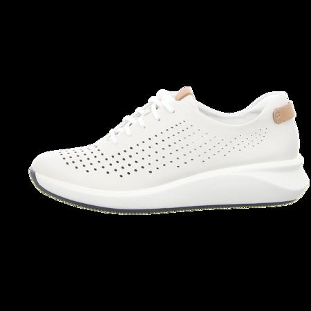 Sneaker - Clarks - Un Rio Tie - white