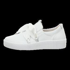 Sneaker - Gabor - weiss/silber (ice)