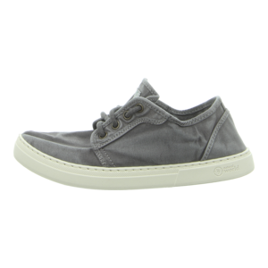 Sneaker - Natural World - gris enzimatico
