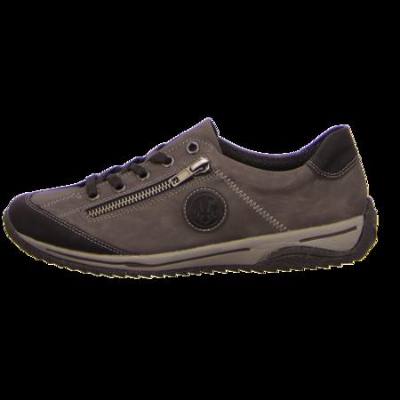 Sneaker - Rieker - grau kombi