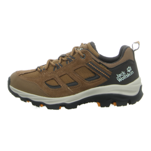 Outdoor-Schuhe - Jack Wolfskin - Vojo 3 Texapore Low - brown/apricot