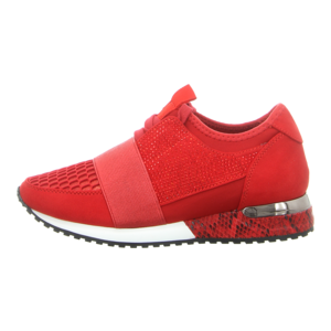 Sneaker - La Strada - lycra red
