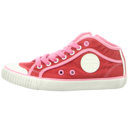 Sneaker - Pepe Jeans - Industry Basic - red
