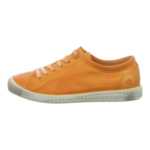 Schnürschuhe - Softinos - Isla - orange