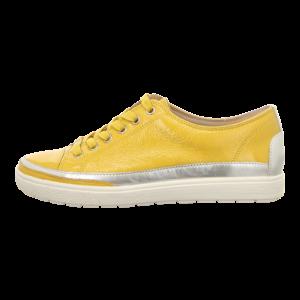 Schnürschuhe - Caprice - yellow