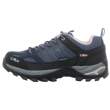 Outdoor-Schuhe - CMP - Rigel Low WMN - asphalt