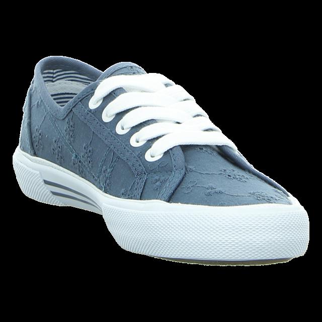 Pepe Jeans Damen Sneaker Aberlady Angy-20 in blau   SALE ...