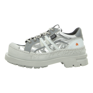 Schnürschuhe - Art - Art Moon Outsiders - silver