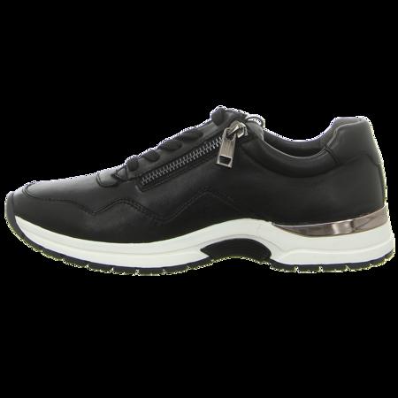 Sneaker - Caprice - black soft nap