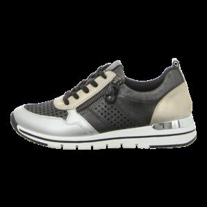 Sneaker - Remonte - schwarz kombi