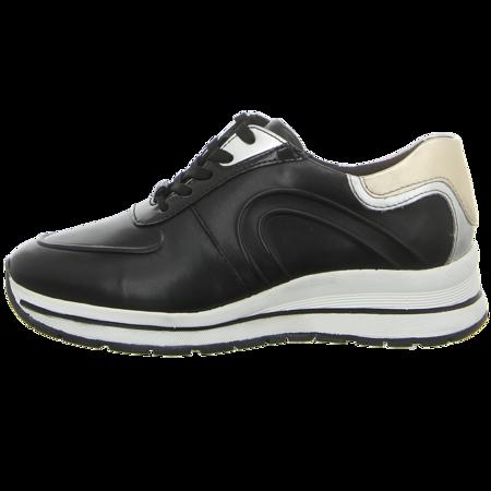 Sneaker - Tamaris - blk/plain comb