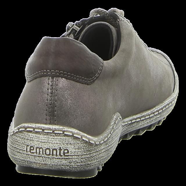 Remonte - R1402-44 - R1402-44 - grau kombi - Schnürschuhe