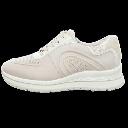 Sneaker - Tamaris - cream comb