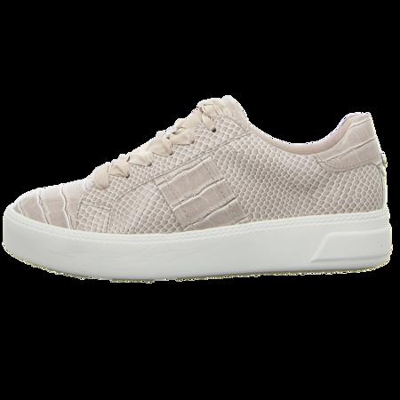 Sneaker - Tamaris - taupe croco