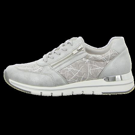 Sneaker - Remonte - grau kombi