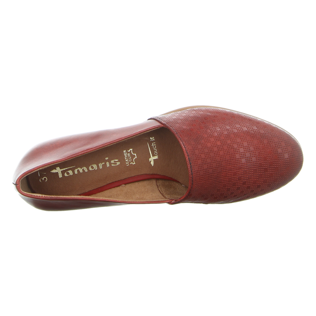 Tamaris - 1-1-24216-24-569 - 1-1-24216-24-569 - chili structure - Slipper