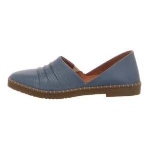 Slipper - Manitu - denim