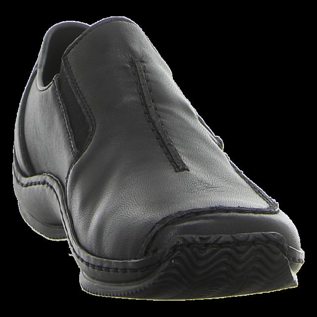 Rieker - L1751-00 - L1751-00 - schwarz - Slipper