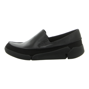 Slipper - Clarks - Tri Step - black