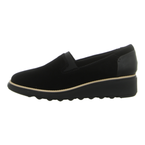 Slipper - Clarks - Sharon Dolly - black