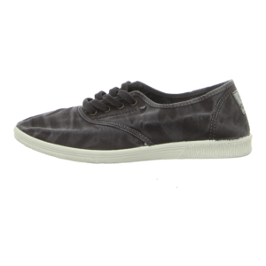 Sneaker - Natural World - Ingles Enzimatico - negro enzimatico